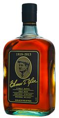 Elmer T. Lee 1919 - 2013  Commemorative Edition Single Barrel Sour Mash Bourbon