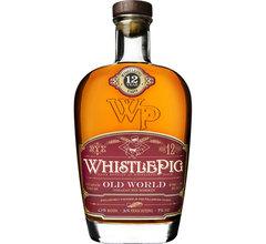 WhistlePig Farm Old World Port Finish 12 Year Old Straight Rye Whiskey