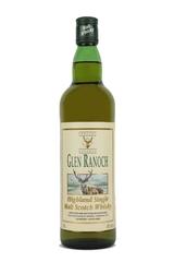 Glen Ranoch Special Reserve Single Malt Scoth Whisky