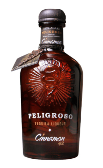 Peligroso Cinnamon Tequila 750ml Bottle