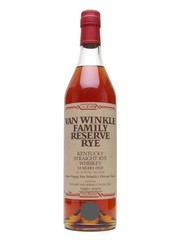 Old Rip Van Winkle Pappy Van Winkle's 13 Year Old Family Reserve Straight Rye Whiskey