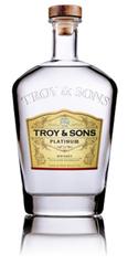 Troy & Sons Platinum Heirloom Moonshine Whiskey
