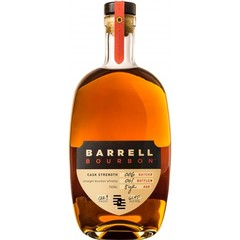 Barrell Bourbon Barrel Strength Bourbon Whiskey