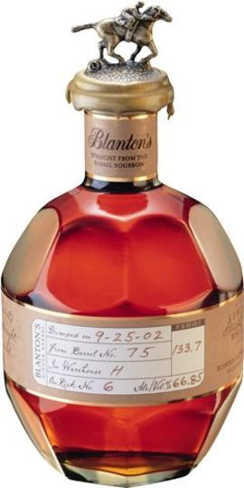 Blanton's Straight From The Barrel Bourbon 750ml Bottle