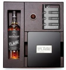 The Macallan The Oakley Flask American Oak Old Single Malt Scotch Whisky