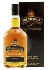 The Irishman 70 Irish Whiskey
