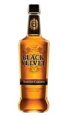 Black Velvet Toasted Caramel Blended Canadian Whisky