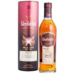 Glenfiddich Malt Master's Edition Sherry Cask Single Malt Scotch Whisky