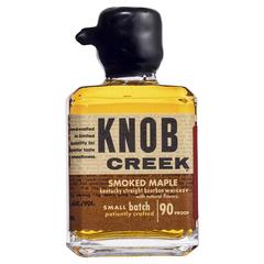 Knob Creek Small Batch Smoked Maple Flavored Bourbon
