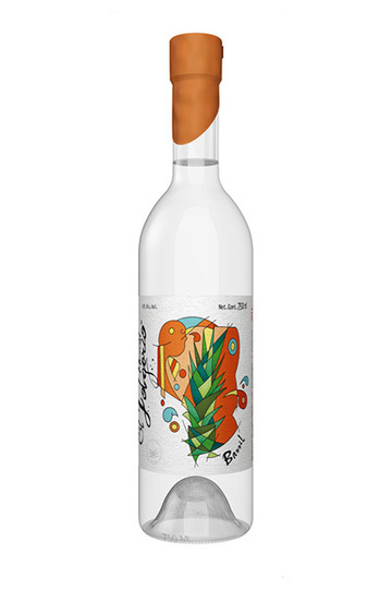 El Jolgorio Barril Mezcal 750ml Bottle