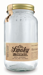 Ole Smoky White Lightnin' Moonshine 100 Proof