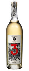 123 Tres 3 Anejo Certified Organic Tequila