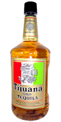 Tijuana Oro Gold Tequila