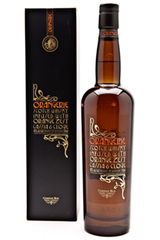 Compass Box Orangerie Blended Scotch Whisky infused with Orange Zest, Cassia & Clover