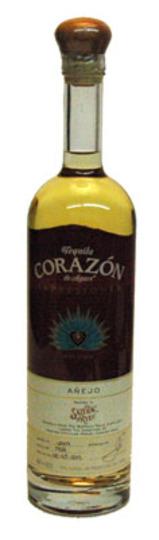 Corazon de Agave Expresiones Sazerac Rye Anejo Tequila 750ml Bottle