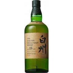 Suntory The Hakushu 18 Year Old Single Malt Whisky