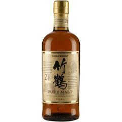 Nikka Taketsuru Pure Malt 21 Year Old Blended Malt Whisky