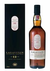 Lagavulin Cask Strength 12 Year Old Single Malt Scotch Whisky