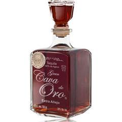 Gran Cava de Oro Extra Anejo Tequila