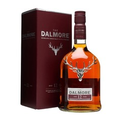 The Dalmore 12 Year Old Single Malt Scotch Whisky