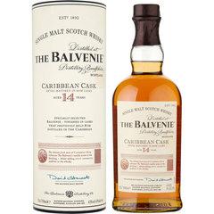 The Balvenie Caribbean Cask 14 Year Old Single Malt Scotch Whisky