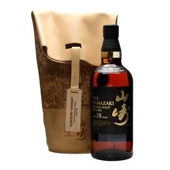 Suntory The Yamazaki Bill Amberg Limited Edition 18 Year Old Single Malt Whisky