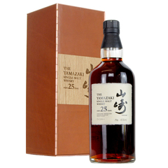 Suntory The Yamazaki Bill Amberg Limited Edition 25 Year Old Single Malt Whisky