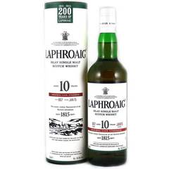 Laphroaig 10 Year Old Cask Strength Single Malt Scotch Whisky