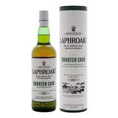 Laphroaig Quarter Cask Double Cask Matured Single Malt Scotch Whisky