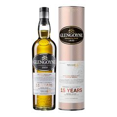 Glengoyne 15 Year Old Single Malt Scotch Whisky