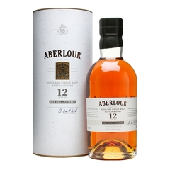 Aberlour 12 Year Old Non Chill Filtered Single Malt Scotch Whisky