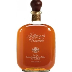 Jefferson's Reserve Very Old Very Small Batch Bourbon