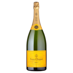 Veuve Clicquot Ponsardin Yellow Label Brut Champagne