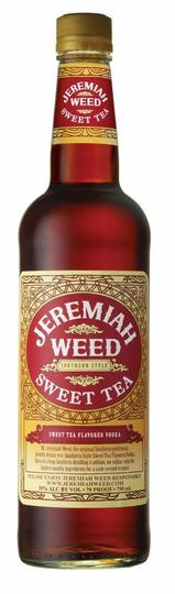 Jeremiah Weed Sweet Tea Vodka 750ml Bottle