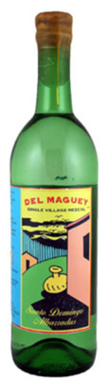 Del Maguey Single Village Santo Domingo Albarradas Mezcal 750ml Bottle