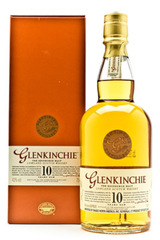 Glenkinchie 10 Year Old Single Malt Scotch Whisky
