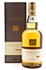 Glenkinchie 20 Year Old Single Malt Scotch Whisky