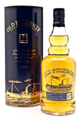 Old Pulteney 17 Year Old Single Malt Scotch Whisky