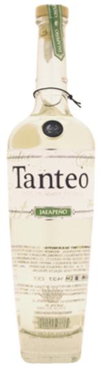 Tanteo Jalapeno Tequila 750ml Bottle
