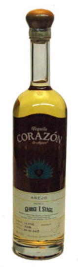 Corazon de Agave Expresiones George T. Stagg Anejo Tequila 750ml Bottle