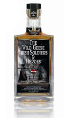 The Wild Geese Irish Soldiers & Heros Single Malt Irish Whiskey