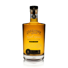 Greenore 8 Year Old Single Grain Irish Whiskey
