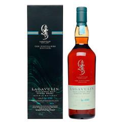 Lagavulin Distillers Edition Double Matured Pedro Ximenez Sherry Cask Wood Single Malt Scotch Whisky