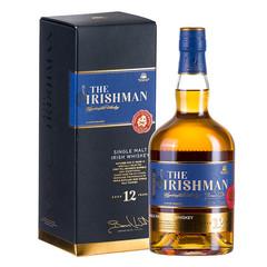 The Irishman 12 Year Old Single Malt Whiskey