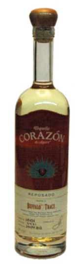 Corazon de Agave Expresiones Buffalo Trace Reposado Tequila 750ml Bottle