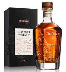 Wild Turkey Master's Keep 17 Year Old Bourbon