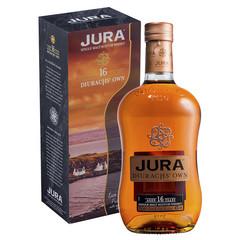 Isle of Jura Diurachs Own 16 Year Old Single Malt Scotch Whisky