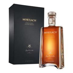 Mortlach 25 Year Old Single Malt Scotch Whisky