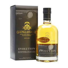 Glenglassaugh Evolution Ex-Tennessee Cask Matured Single Malt Scotch Whisky