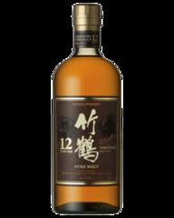 Nikka Taketsuru Pure Malt 12 Year Old Blended Malt Whisky